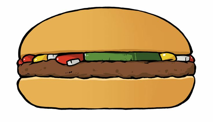 Illustration from 2013 McDonald's Nutritional Guide
