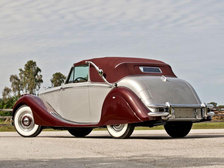 1948 Jaguar Mark-V Drophead Coupe