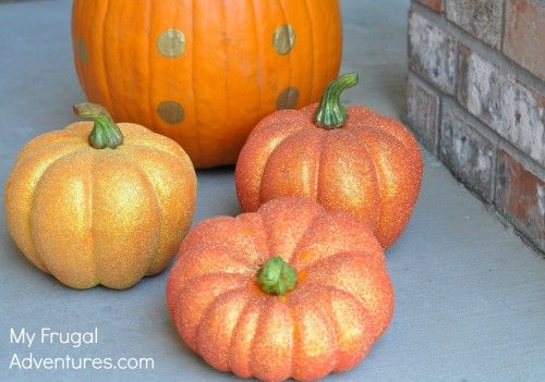 Fall Decorating Ideas - Blooming Homestead