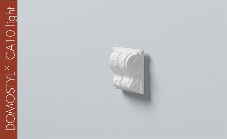 DOMOSTYL® CA10 light / H 220 x W 180 mm / L 80 mm
