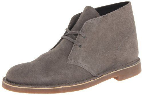 Clarks Men's Bushacre II Grey/Brown/White Boot 10 D - Medium - http://authenticboots.com/clarks-mens-bushacre-ii-greybrownwhite-boot-10-d-medium/