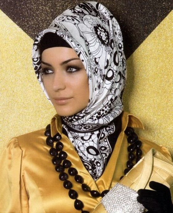 sophisticated Hijab