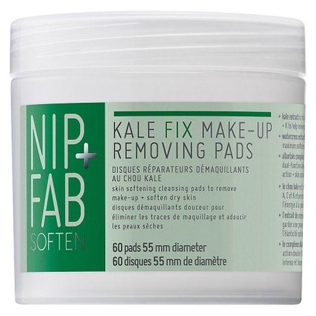 Nip+Fab Kale Fix Makeup Remover Pads | Target Back To School Makeup Finds
