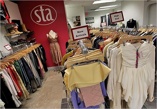 Thrift Clothing Stores Boston Sommerville