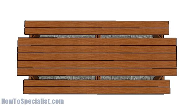 10 Picnic Table Plans Howtospecialist How To Build Step By Step Diy Plans Picnic Table Plans Urban Furniture Design Street Furniture