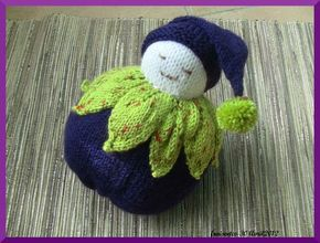 Tuto d un Doudou Lutin au tricot - Fraiseetcompagnie   tricot doudou ... 29f9d77986b
