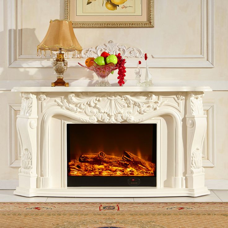 1000 Ideas About Artificial Fireplace On Pinterest Gas