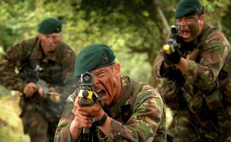The Royal Marines | Royal Navy
