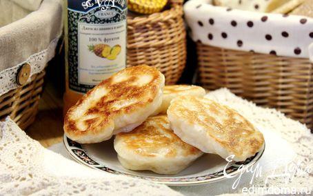 Оладушки постные   Кулинарные рецепты от «Едим дома!»