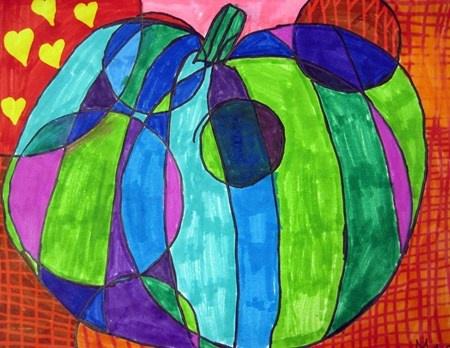warm cool cubismArt Boards, Homeschool Art, Art Plays, Art Lessons, Art Museums