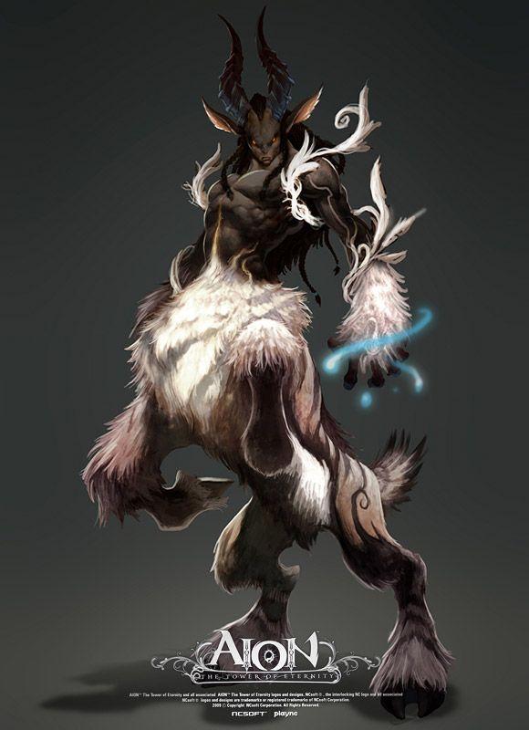 Snow Centaur Male
