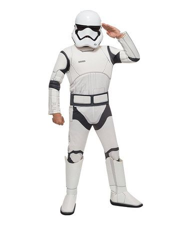 This Star Wars The Force Awakens Stormtrooper Dress-Up Set - Kids is perfect…
