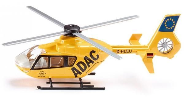 Jual beli ADAC Helicopter Rescue Diecast SIKU di Lapak Rijal Bakule - rijal6683. Menjual Diecast - ADAC Helicopter Rescue Diecast SIKU The ADAC was founded on 24 May 1903 in Stuttgart's Hotel Silber (Silver Hotel), as the Deutsche Motorradfahrer-Vereinigung (the German Motorbikers' Association), with an annual membership fee of six Marks.  Following a name change in 1911 it became the Allgemeiner Deutscher Automobil-Club The Prussian Eagle, which for many years was the main feature of...
