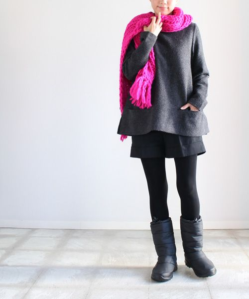 Top 64 | in wool, fleece, felt... I would love this as a Fall top made with coat weight wool!