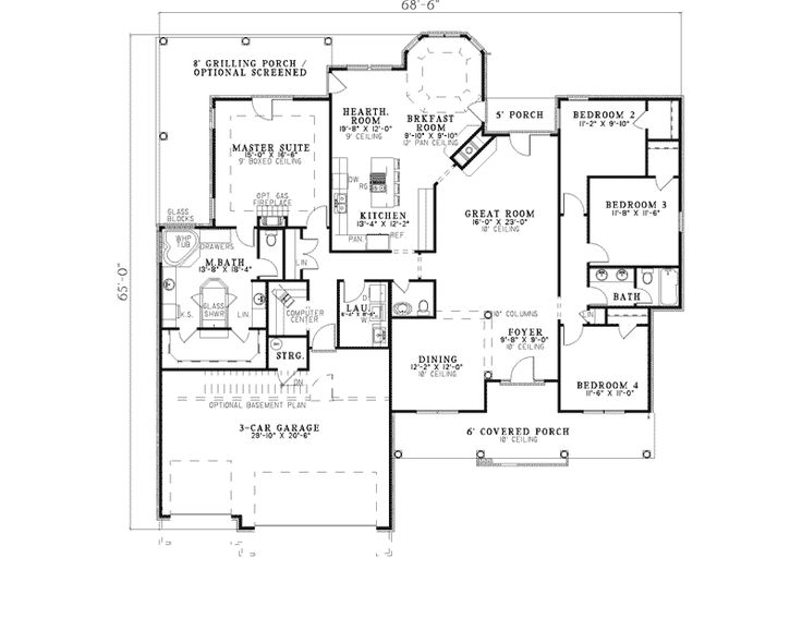 105 best House Plan Dreaming images on Pinterest Country house