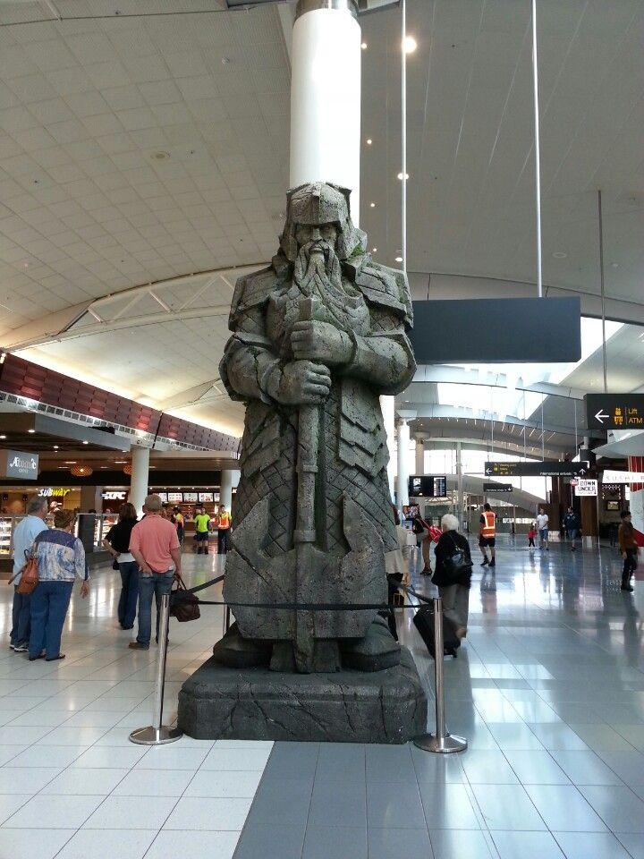 Auckland Airport (AKL) International Terminal