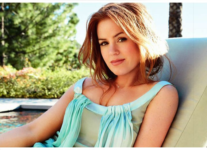 Isla Fisher's Natural Beauty Secrets From Her Makeup Artist Katey Denno