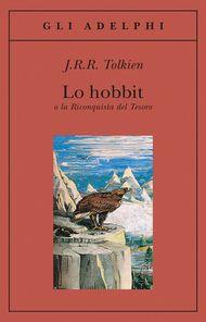 Lo hobbit - J.R.R. Tolkien - Adelphi Edizioni