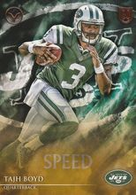 2014 Valor Football Speed #14 Tajh Boyd - New York Jets RC