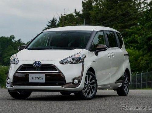 Toyota Sienta: Mobil Jepang Gaya Prancis
