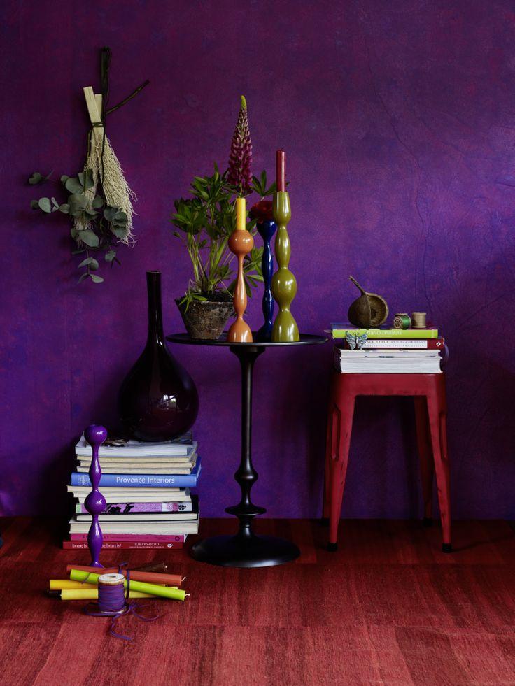 """Living in a garden"" Styling: Marianne Kohler Nizamuddin, Photography: Eric Schmid"