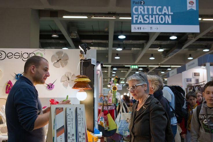 critical fashion espositori