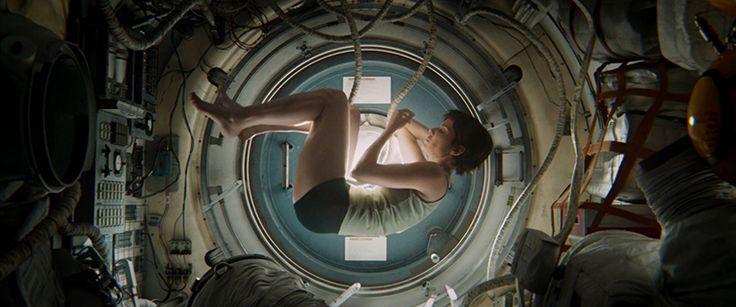 Cinematography: Gravity