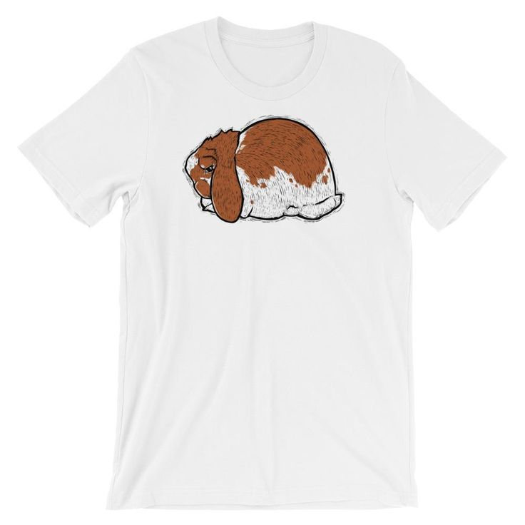 French Lop Rabbit Unisex T-Shirt