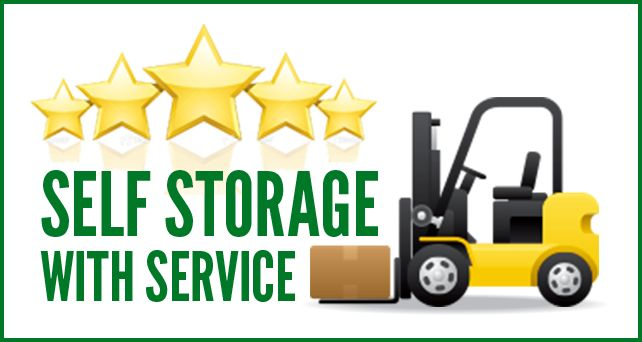 Self Storage with Services