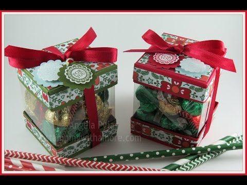 ▶ Christmas Noel View-Thru Box - YouTube