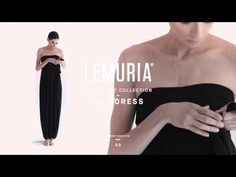 Lemuria - Egg Dress.   #woman #clothing #multifunctional #dress #italy #brand #designclothing #design #italianbrand #boutique #cotton #jersey #lemuria #permanent #collection #dress #overall #convertible #convertibledress #lemuria #lemuriastyle #lemuriaclothing #lemuriadress