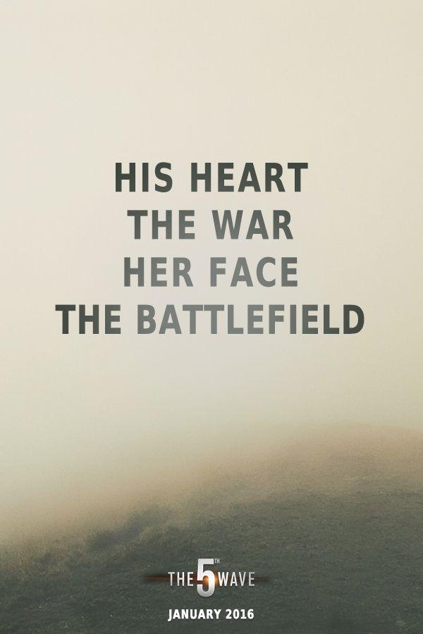 u201chis heart  the war  her face  the battlefield  u201d