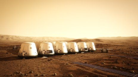 Can the Dutch do reality TV in space? Good piece on the @MarsOneProject by @BBCNews