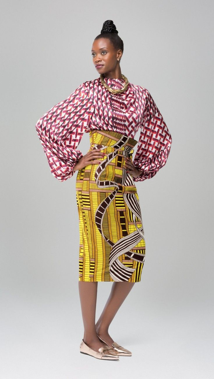 WEAVE YOUR MAGIC - Vlisco V-InspiredVlisco V-Inspired