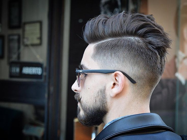 The disconnected undercut is acool haircut that is still a very popular choice for guys as we headinto 2017.    In its simplest form the disconnected undercut hairstyle is characterized by a sharp contrast between the very