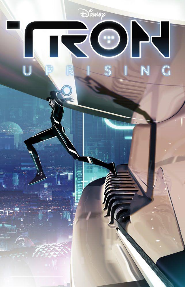 In iunie are loc premiera seriei de desene animate TRON: Uprising bazata pe deja cunoscuta franciza Disney, Tron. Povestea show-ului se desfasoara in perioada de timp dintre cele doua filme live-action, Tron si Tron Legacy. Producator executiv este Charlie Bean (Samurai Jack) iar Edward Kitsis si