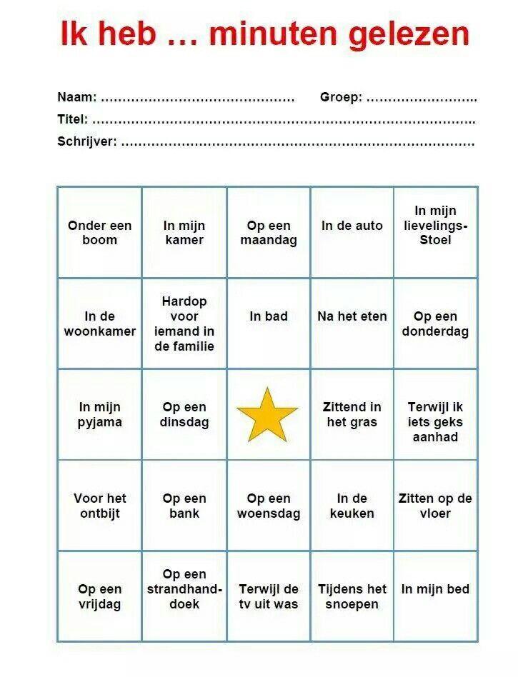 Lees bingo