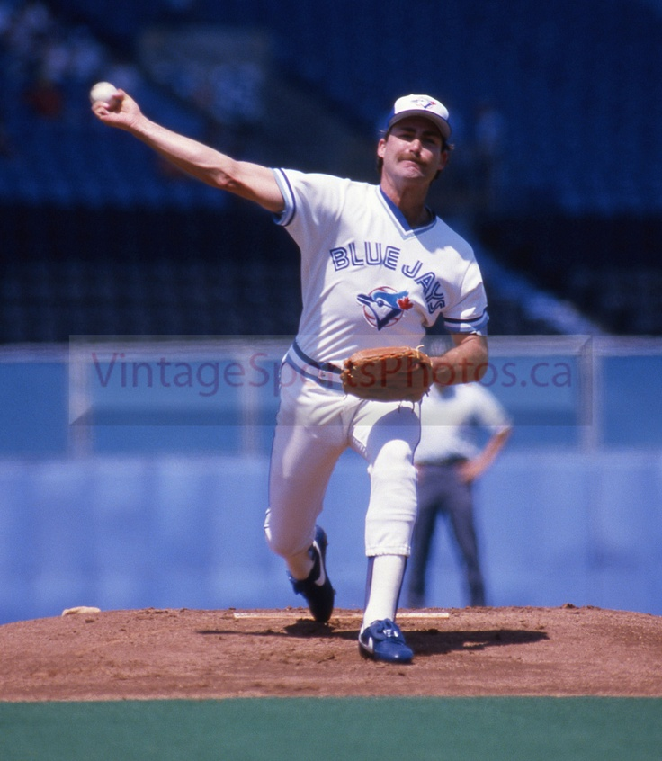 Dave Stieb - The Only Blu Jay to Ever Throw a No Hitter...