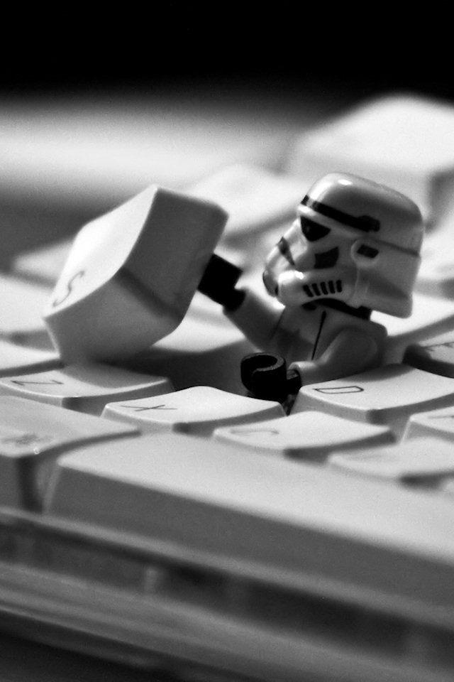 Computer Wallpaper Star Wars Lego On Keyboard Tap To Check Out This Awesome IPhone Wallpapers Collection