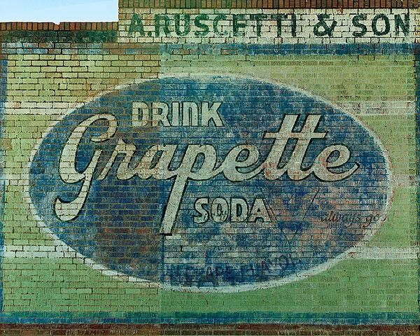 Grapette Soda.  wow!