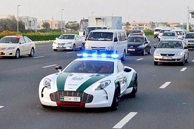 Aston Martin One Dubai Police Car Exoticcarsdubai Police Cars Emergency Vehicles Police