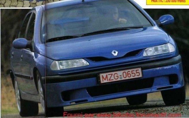 L'inconnue+de+la+semaine:+la+Renault+Laguna+Biturbo+!