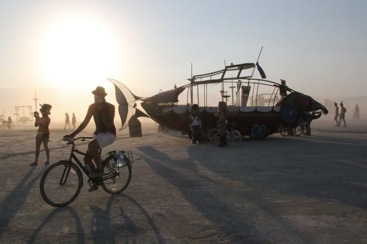 How much money do you need at Burning Man