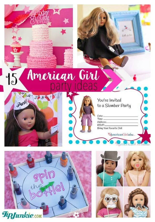 top 15 american girl party ideas-jpg