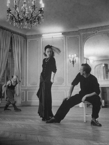Genevieve Boucher de la Bruyere & Jacques Fath