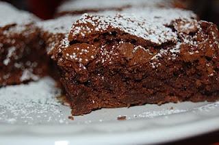 3) Craigs brownies - med valnøtter til jul!