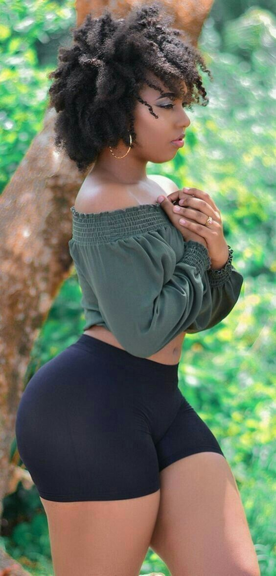 African big booty black women #3