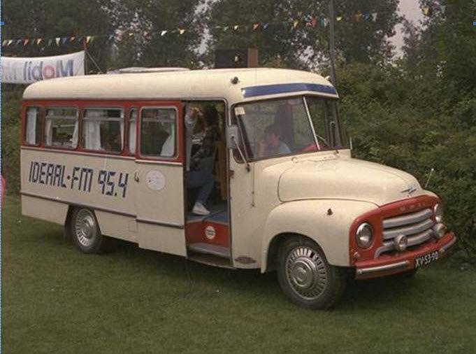 Harry's Bus