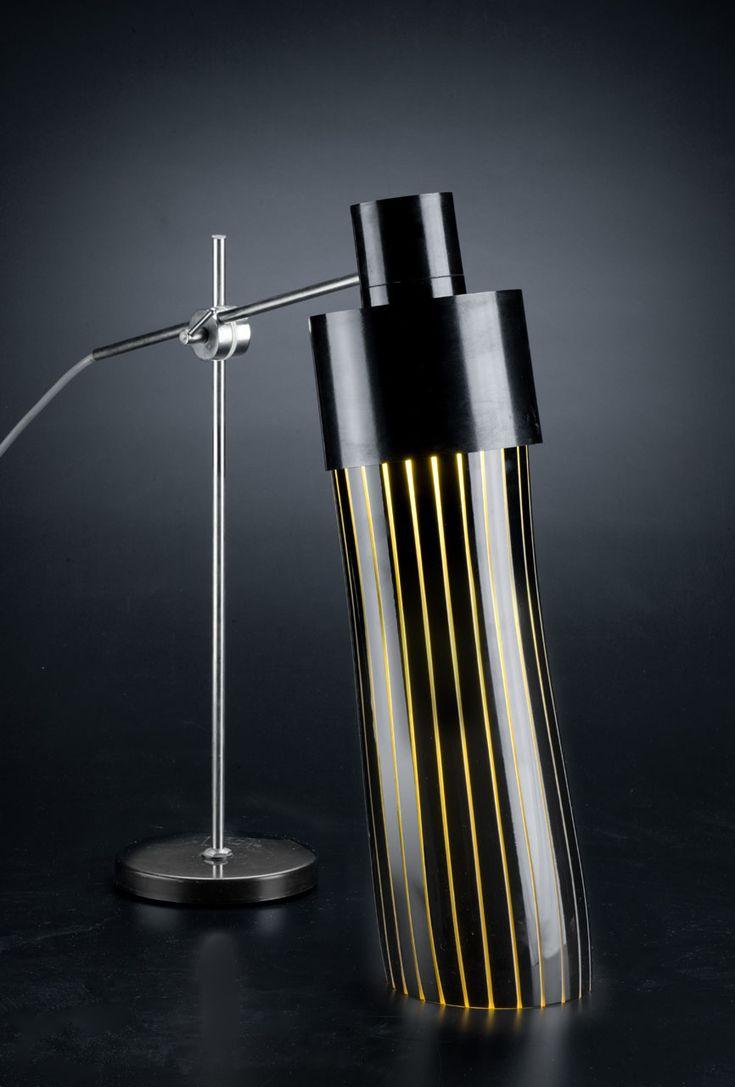 Světlo lamp (2011) / by Jakub Berdych for Qubus
