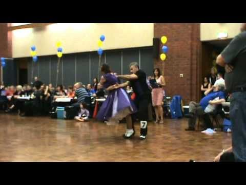 Alley Catz Geelong 2011 - Dan & Leeann - YouTube